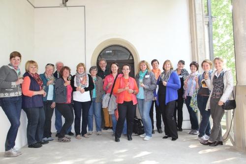 Gruppenbild Kultur-&Weinbotschafter2014